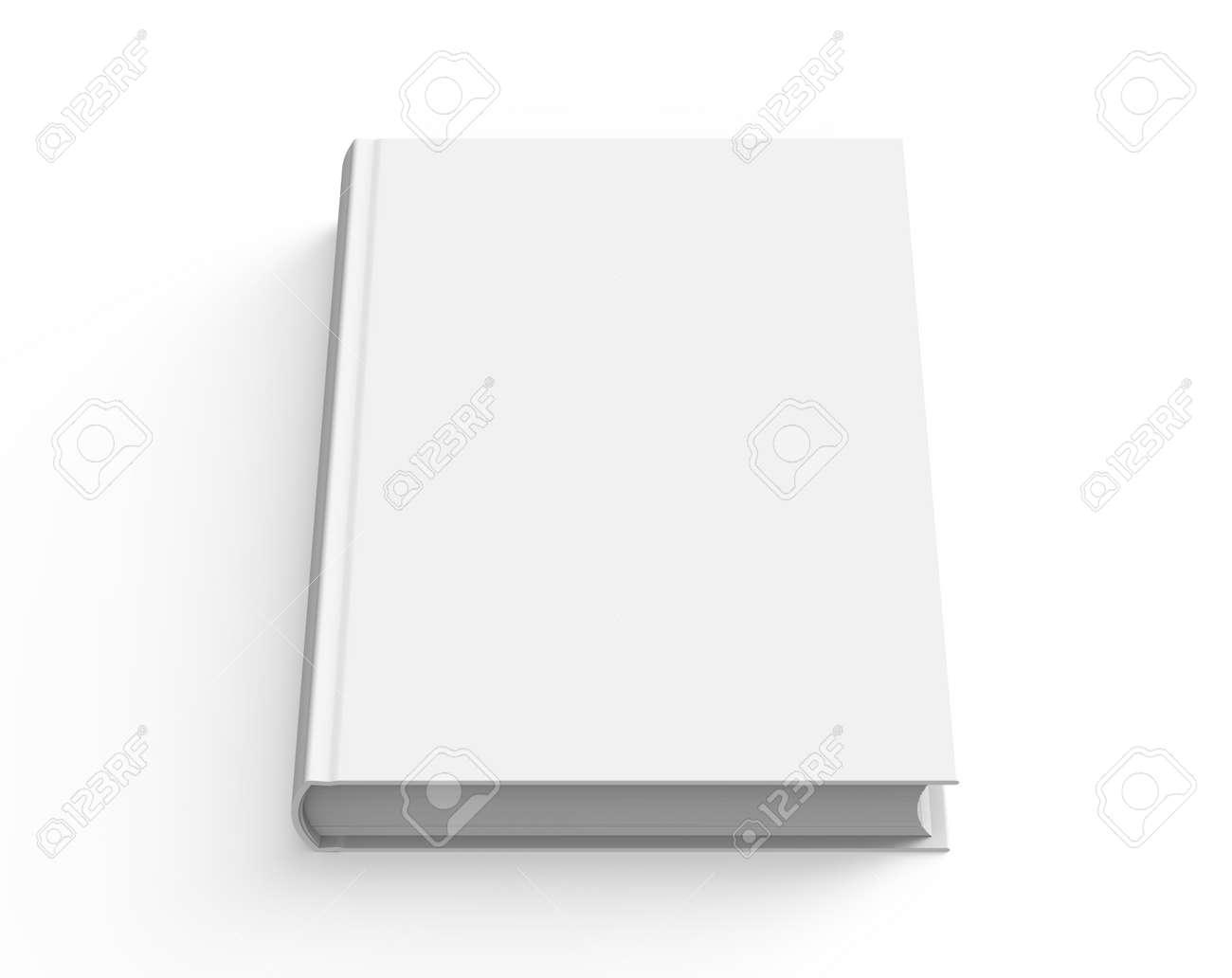 Blank hard cover book template blank book cover for design isolated blank hard cover book template blank book cover for design isolated on white background maxwellsz