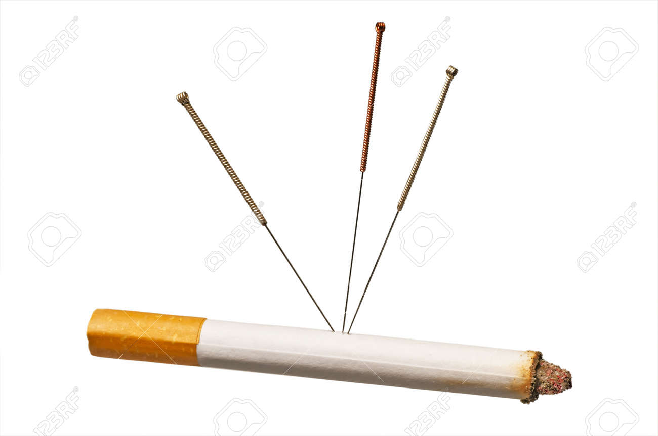 acupuncture to stop smoking - 12596367