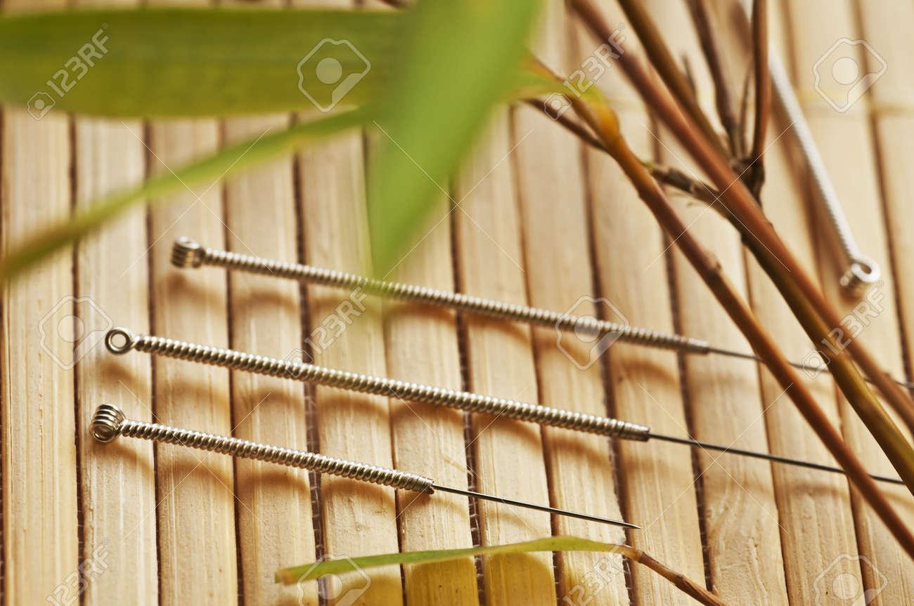 acupuncture needles - 16483149