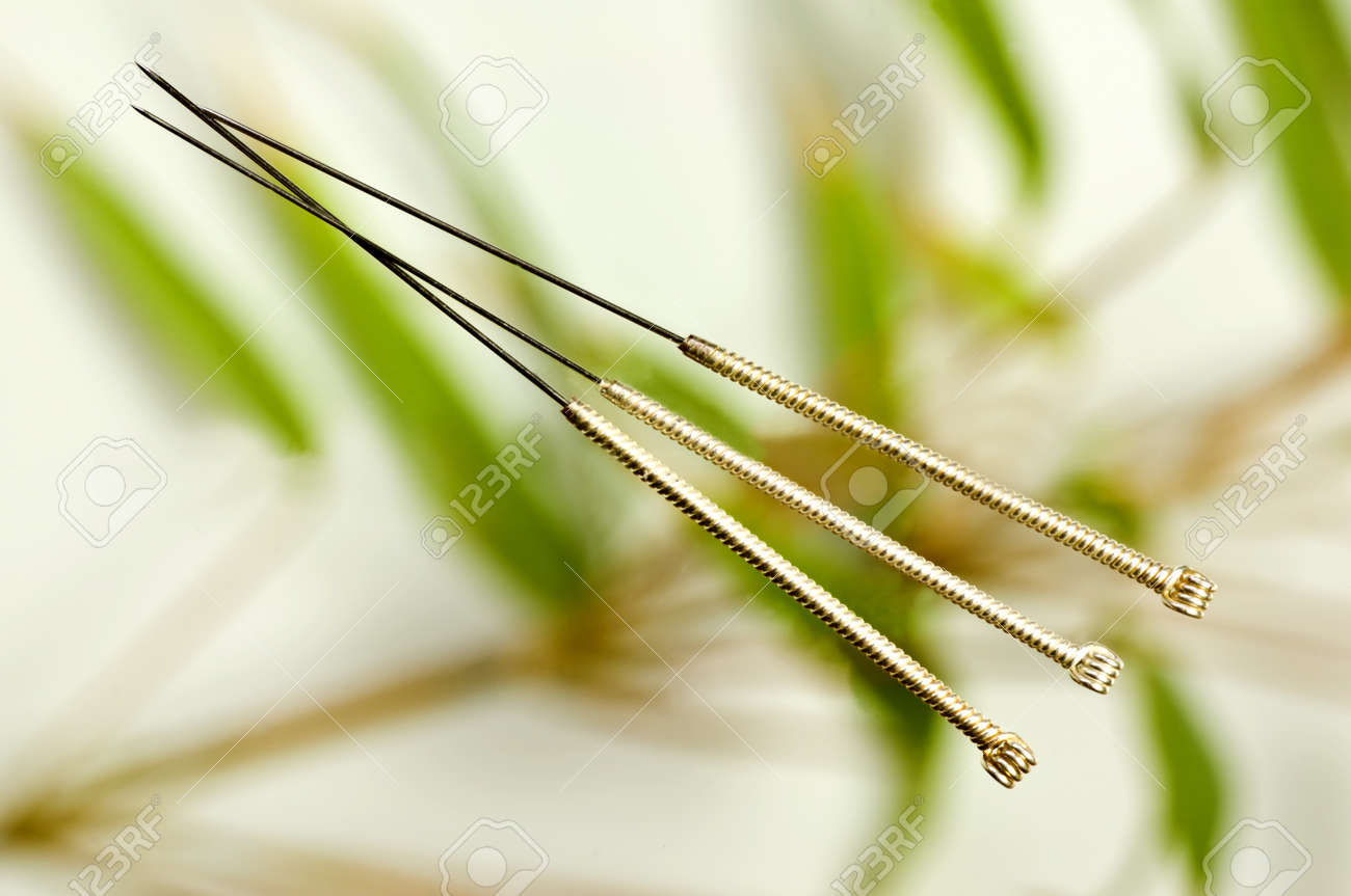 acupuncture needle - 17421434