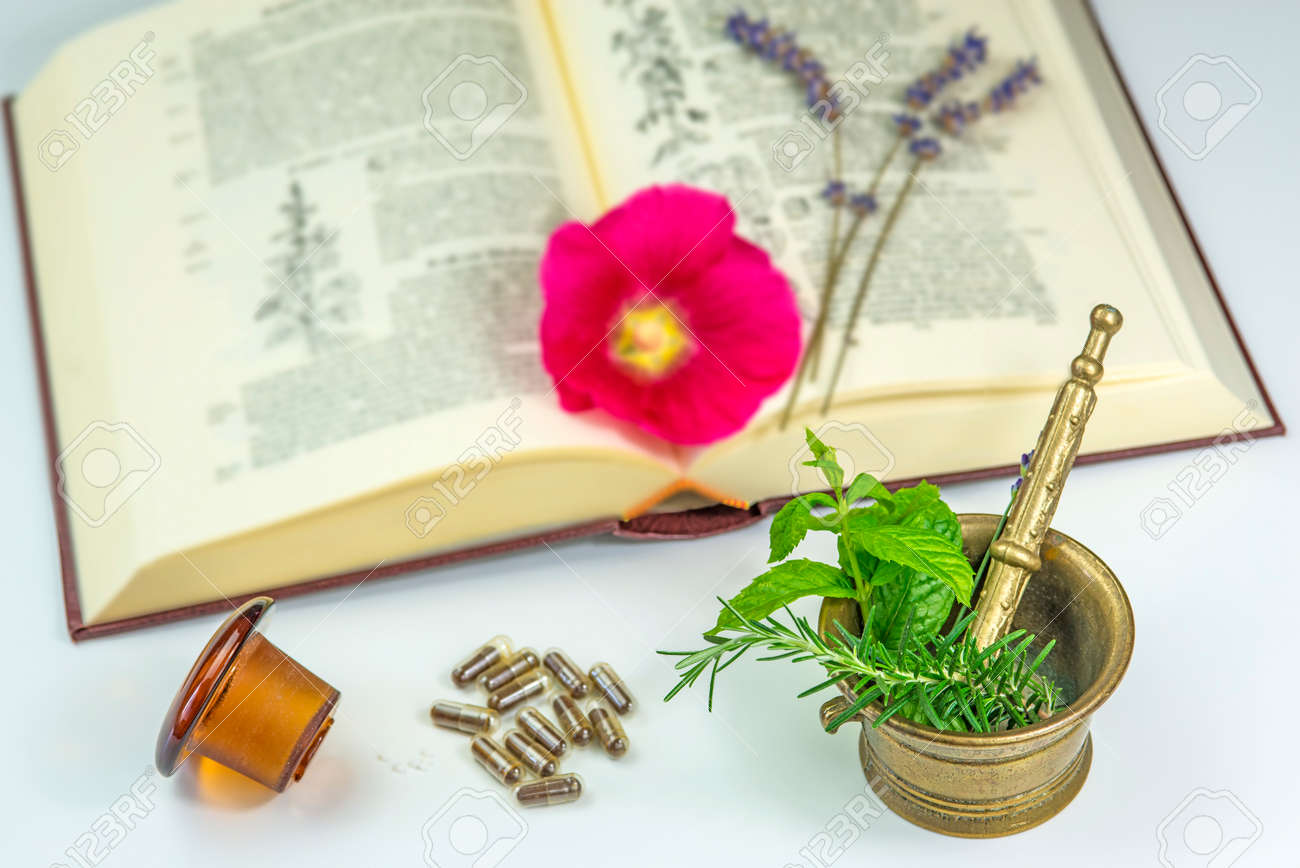 Naturopathy with herbs - 29431036