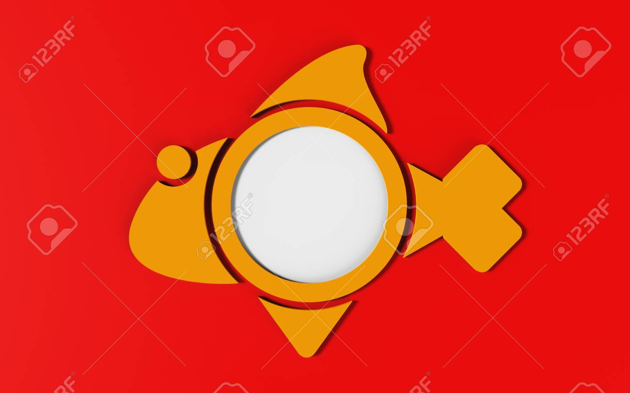 Fish creative design Stock Photo - 17078156