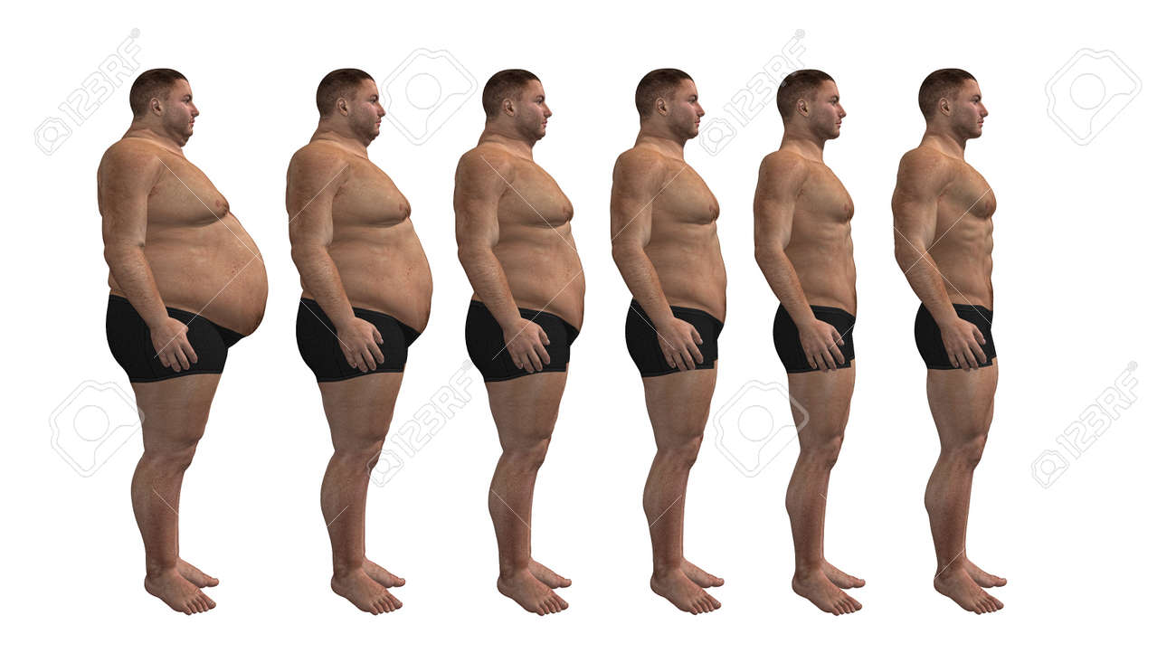 Man diets, fitness design Stock Photo - 12413726