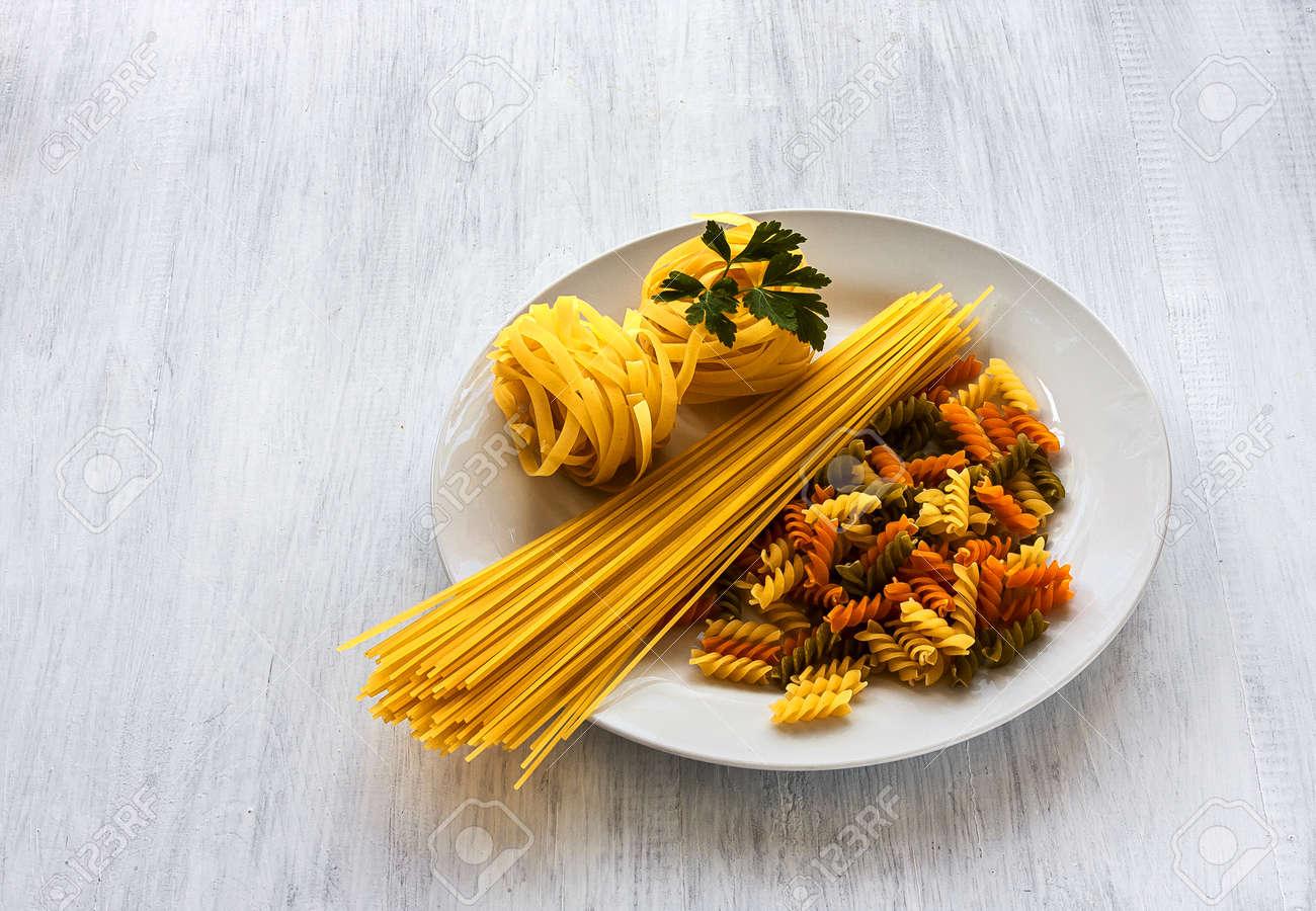 Cibo italiano è uno dei più famosi cucine del mondo