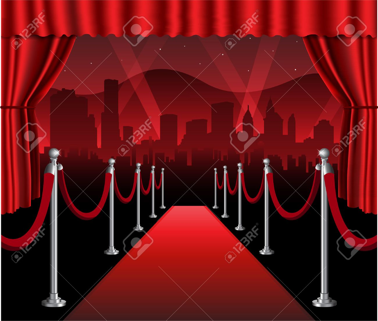 14,133 Hollywood Stock Illustrations, Cliparts And Royalty Free ...