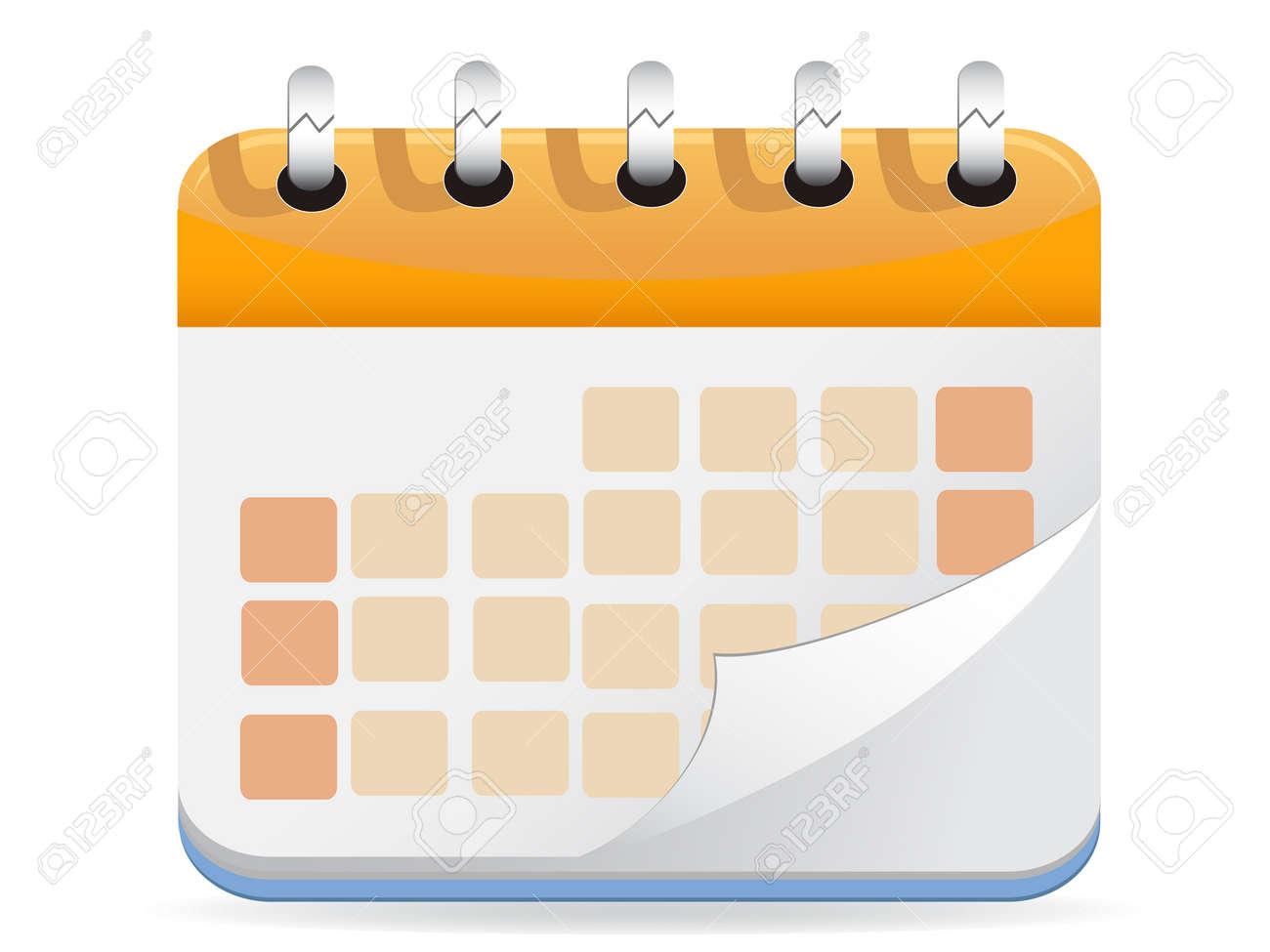 Calendar for web design - 8711226