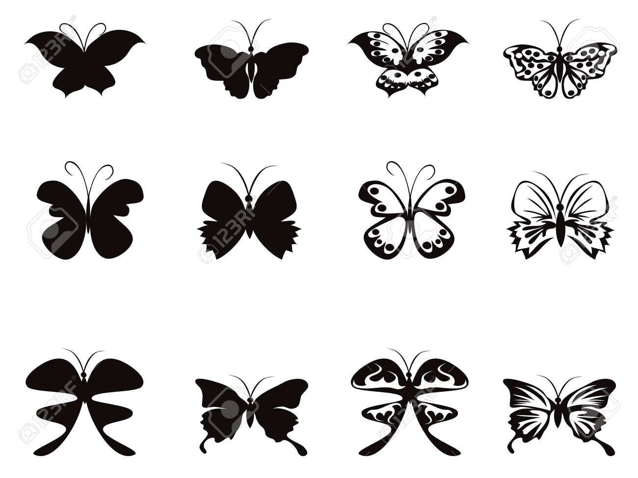butterfly tattoo images u0026 stock pictures royalty free butterfly