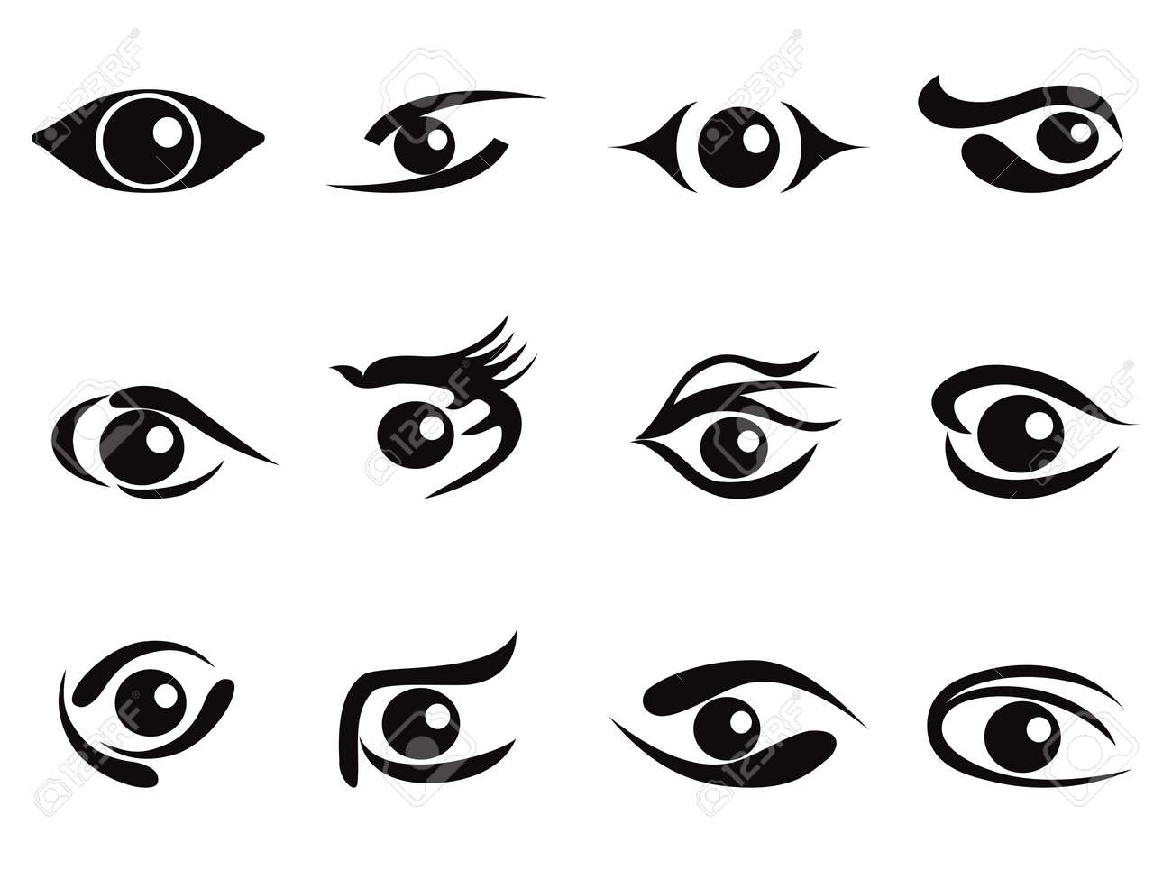 Logo Design Png Eye Logo Png Galleries Related