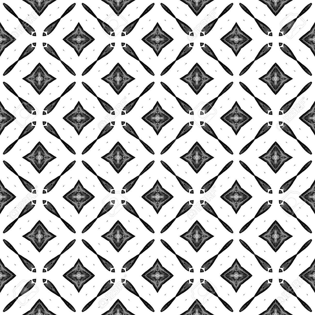 antistress coloring page kaleidoscopic mosaic seamless
