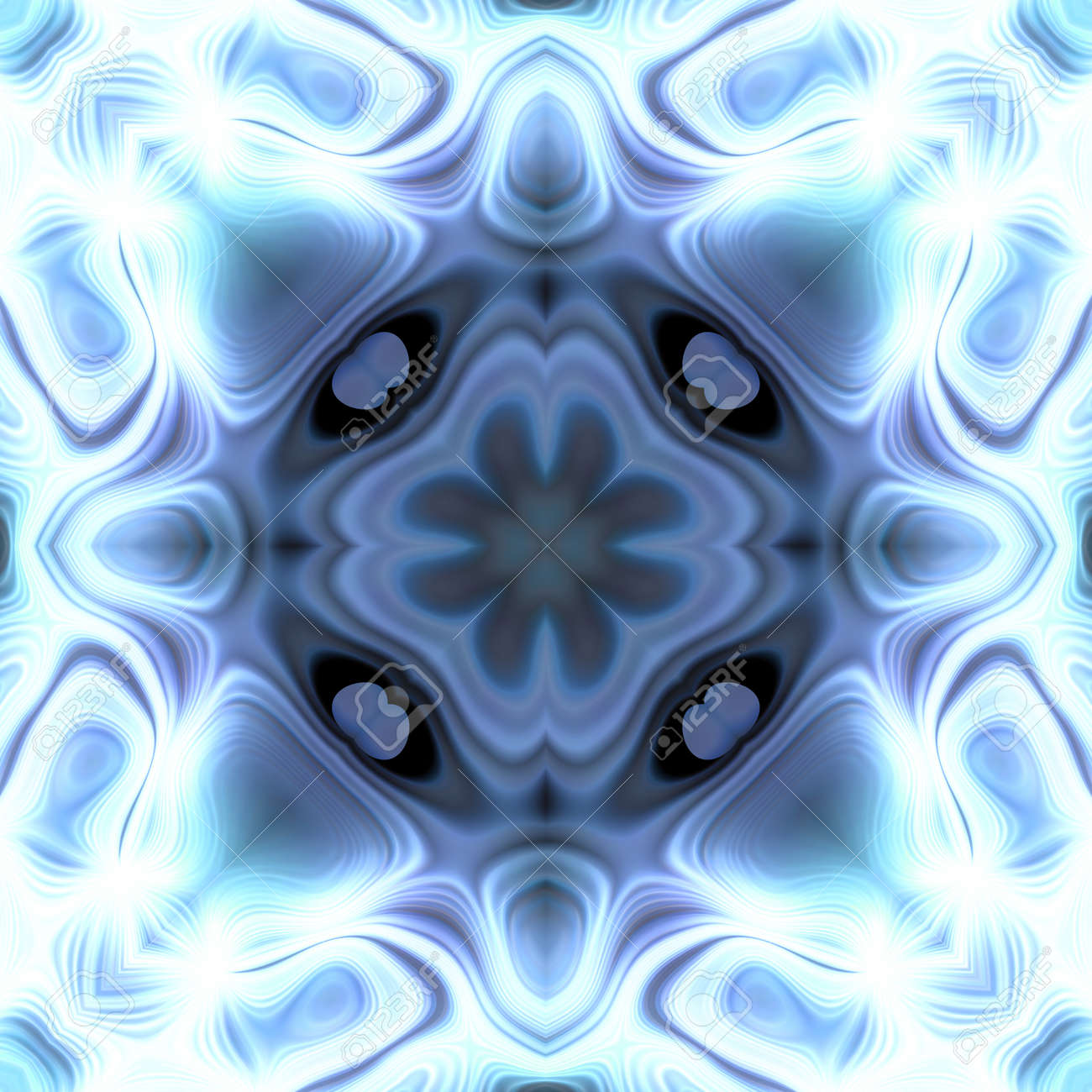 Kaleidoscopic Wallpaper Tiles. Background Or Texture(You Can.. Stock ...