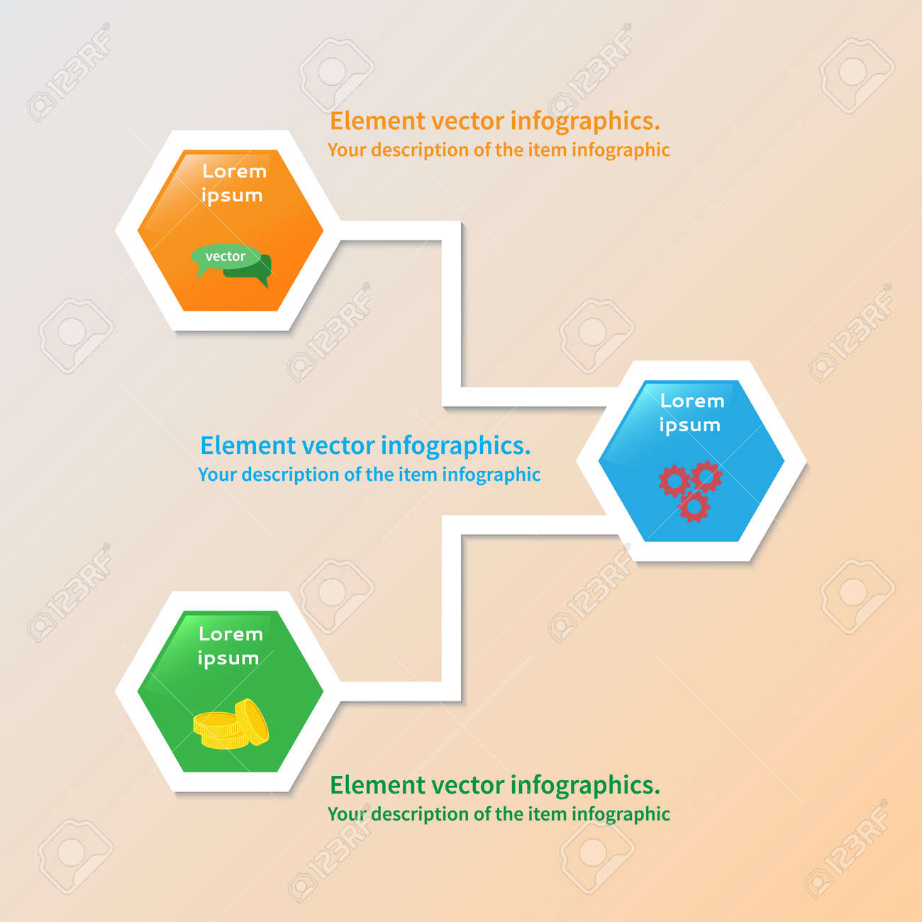 Infographic template for diagrams graphs charts and presentations template for diagrams graphs charts and presentations business concept can be used for workflow layout diagram number options step up options ccuart Gallery