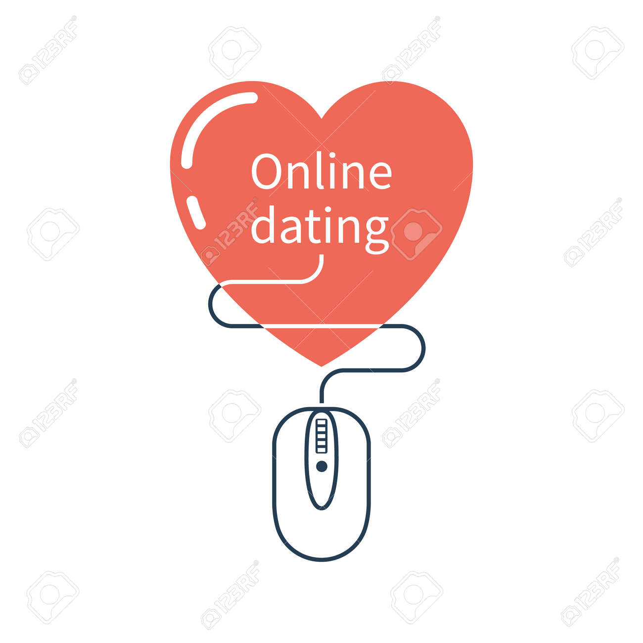 Boyfriend on dating website