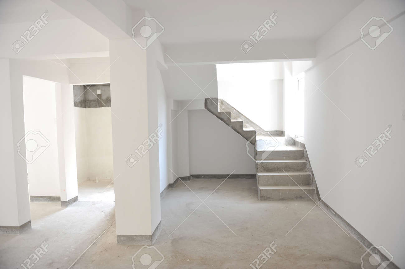 An empty new house in China.  Stock Photo - 13266625
