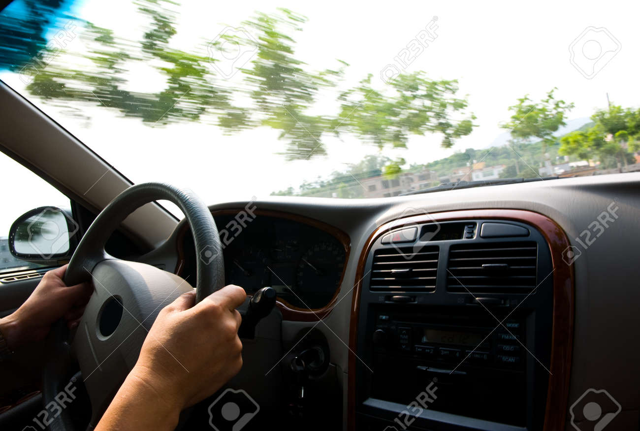 Need for speed transportation background. Stock Photo - 13829848
