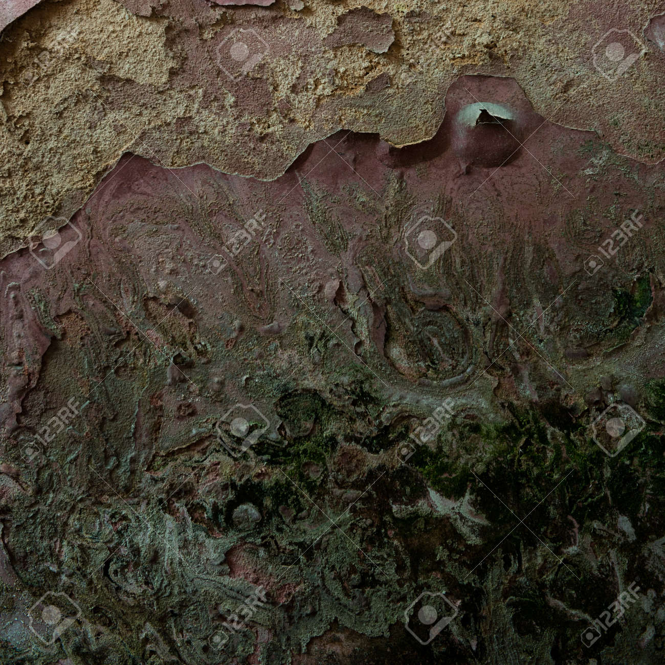 abstract the old grunge concrete wall for background. Stock Photo - 17572261