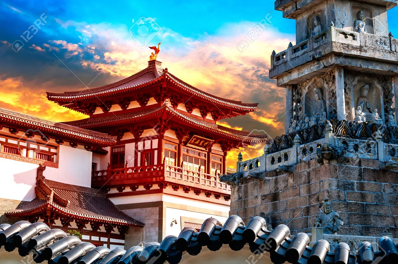 ancient chinese architecture stock photo picture and royalty free