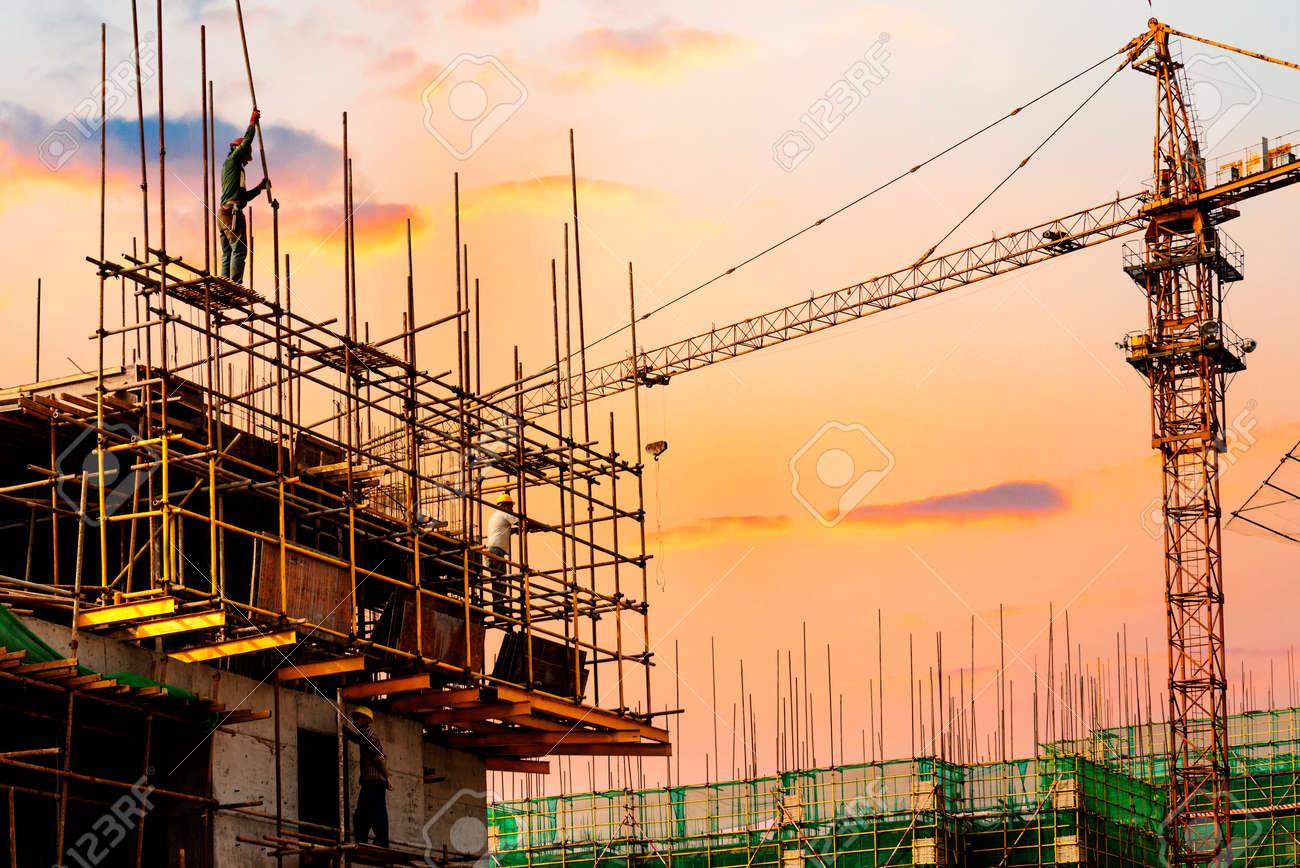 construction site - 35490202
