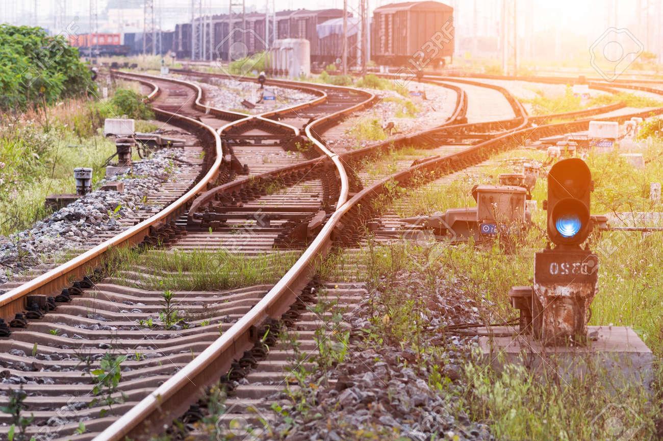 The way forward railway - 37678282