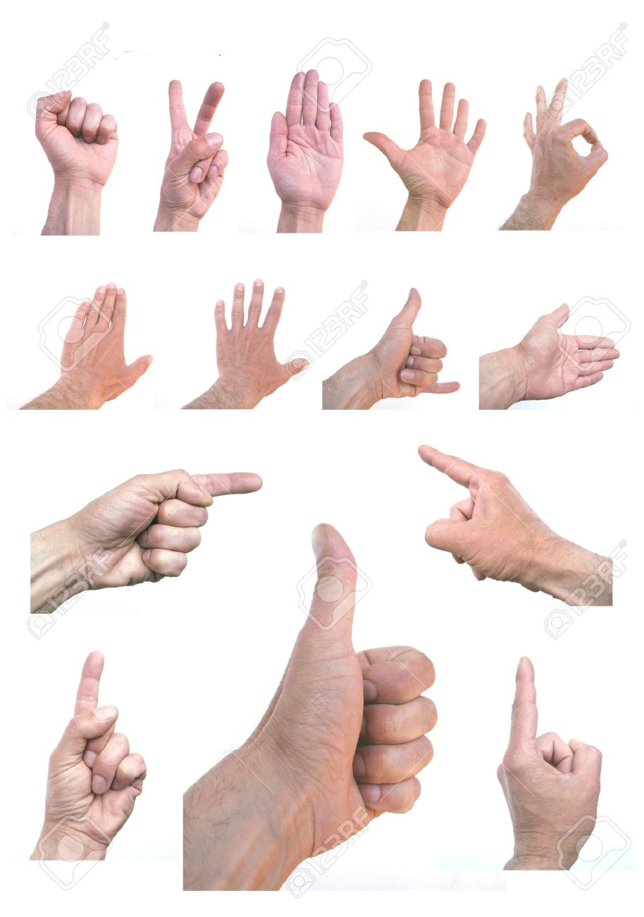 hand gestures stock photo picture and royalty free image image
