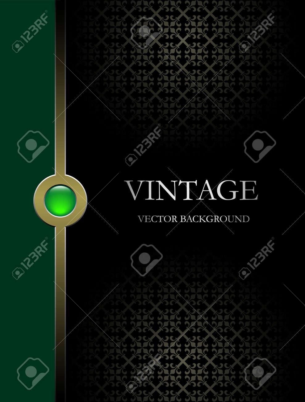 Vintage vector background Stock Vector - 11030602