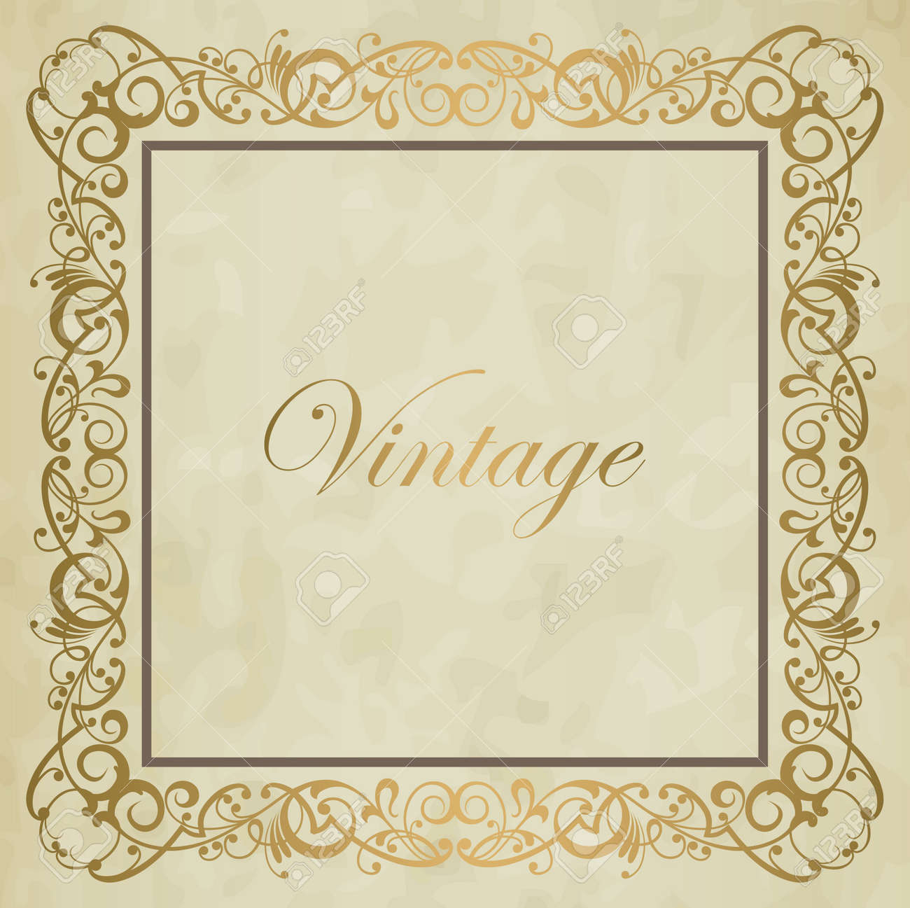 Vintage vector background Stock Vector - 13121039
