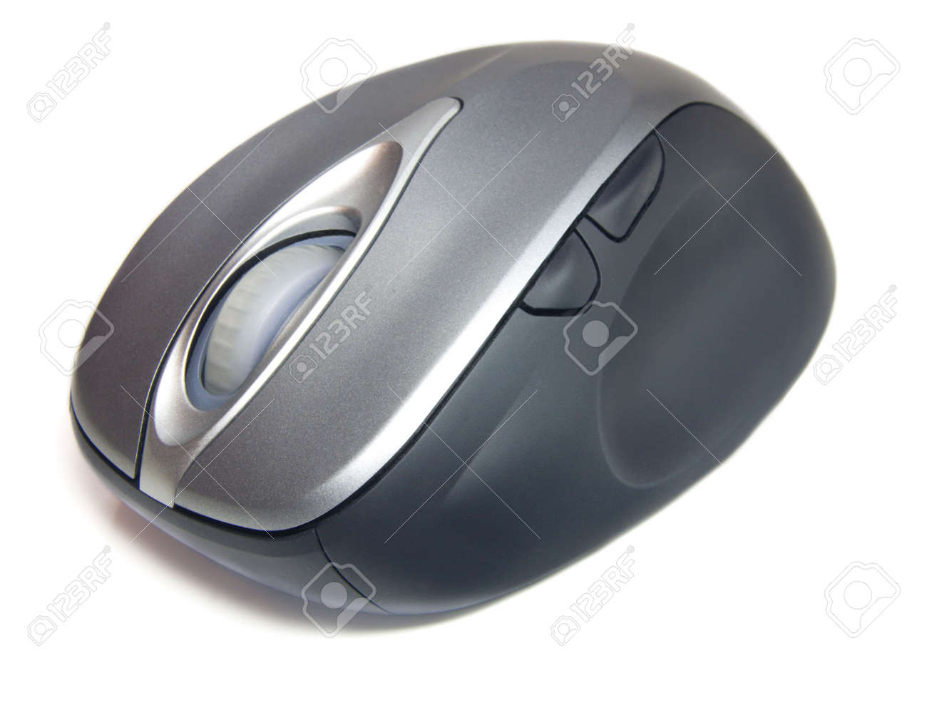 computer mouse isolated on a white background Stock Photo - 3911344
