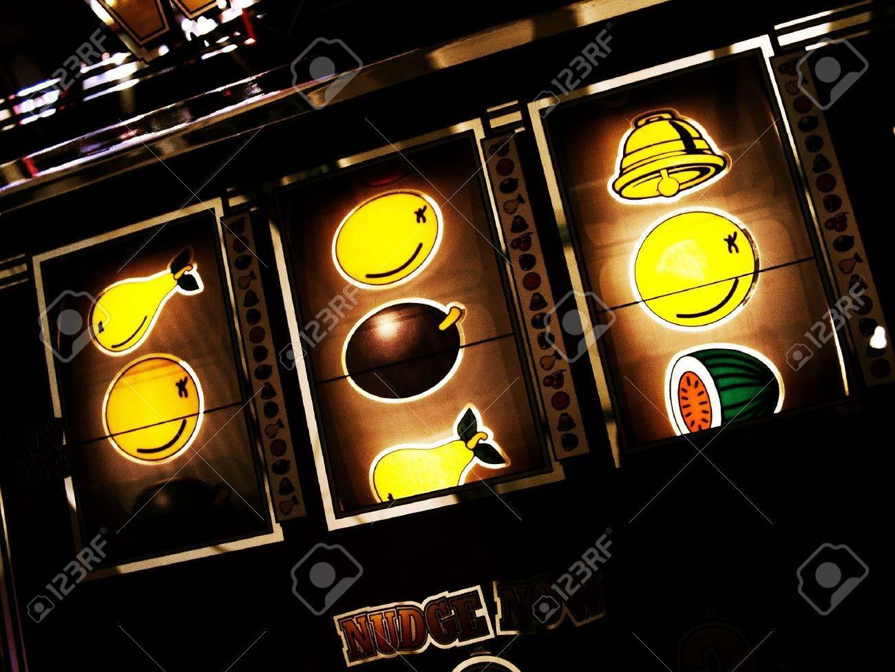 Slot Machine Stock Photo - 377692