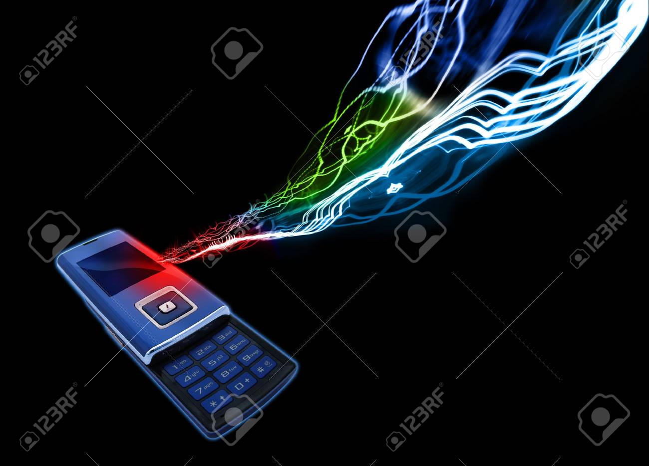 Mobile Cell phone Stock Photo - 1767460