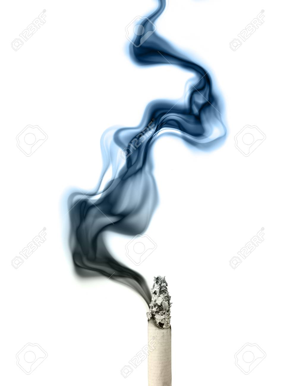 Smoking Cigarette Stock Photo - 3277235