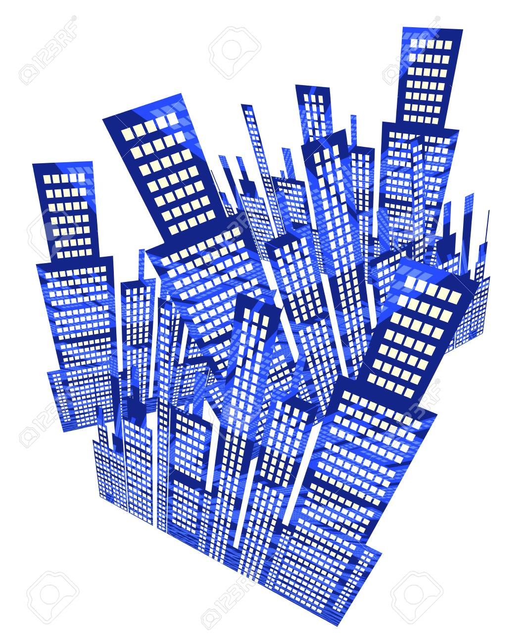 Skyscraper Stock Photo - 4214964