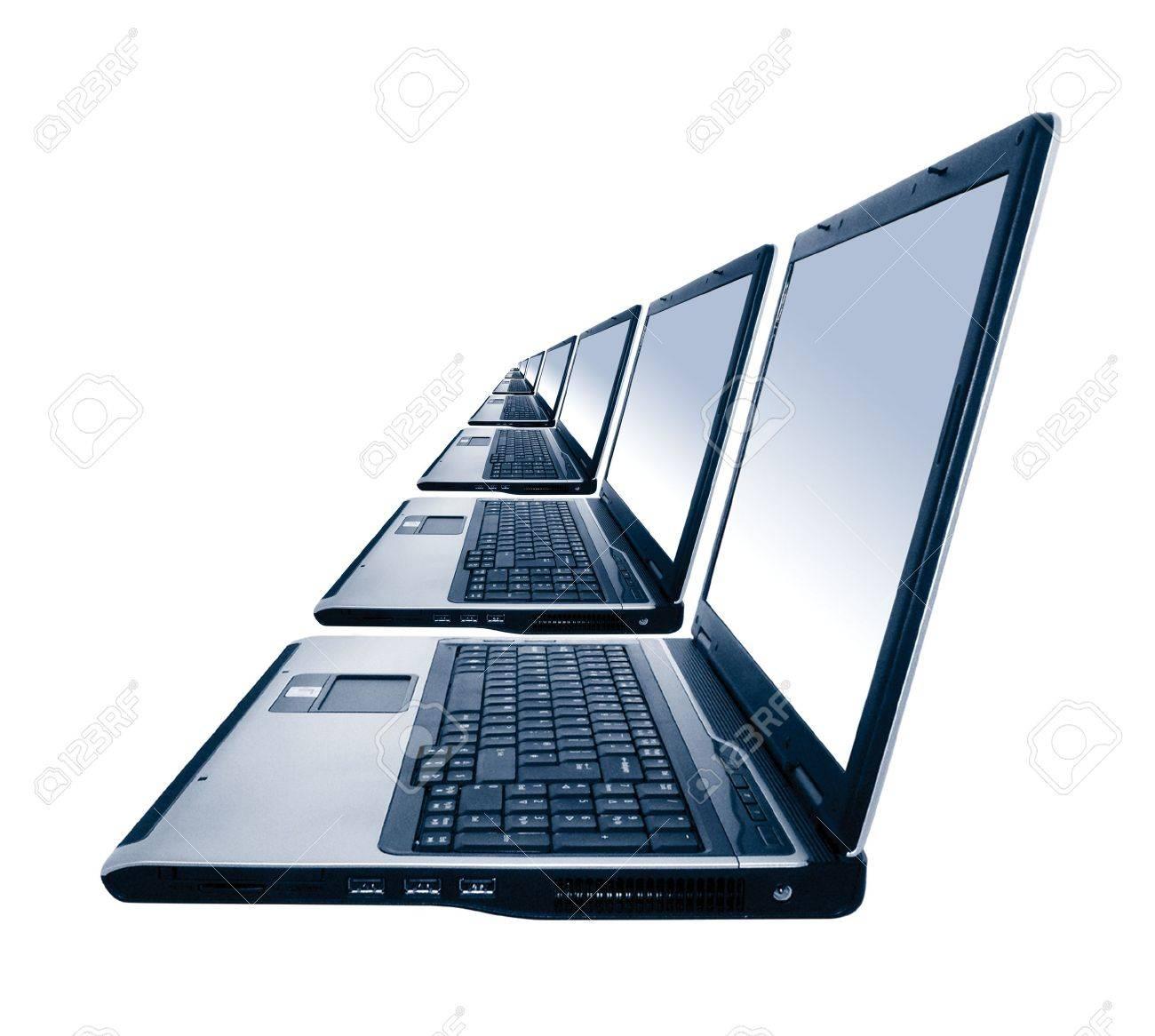 Laptops Stock Photo - 5528063