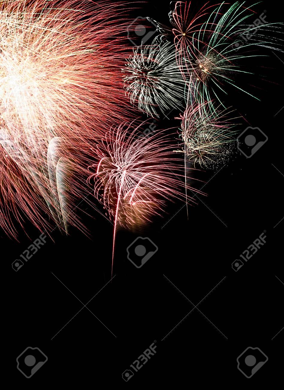 Fireworks display Stock Photo - 8095326