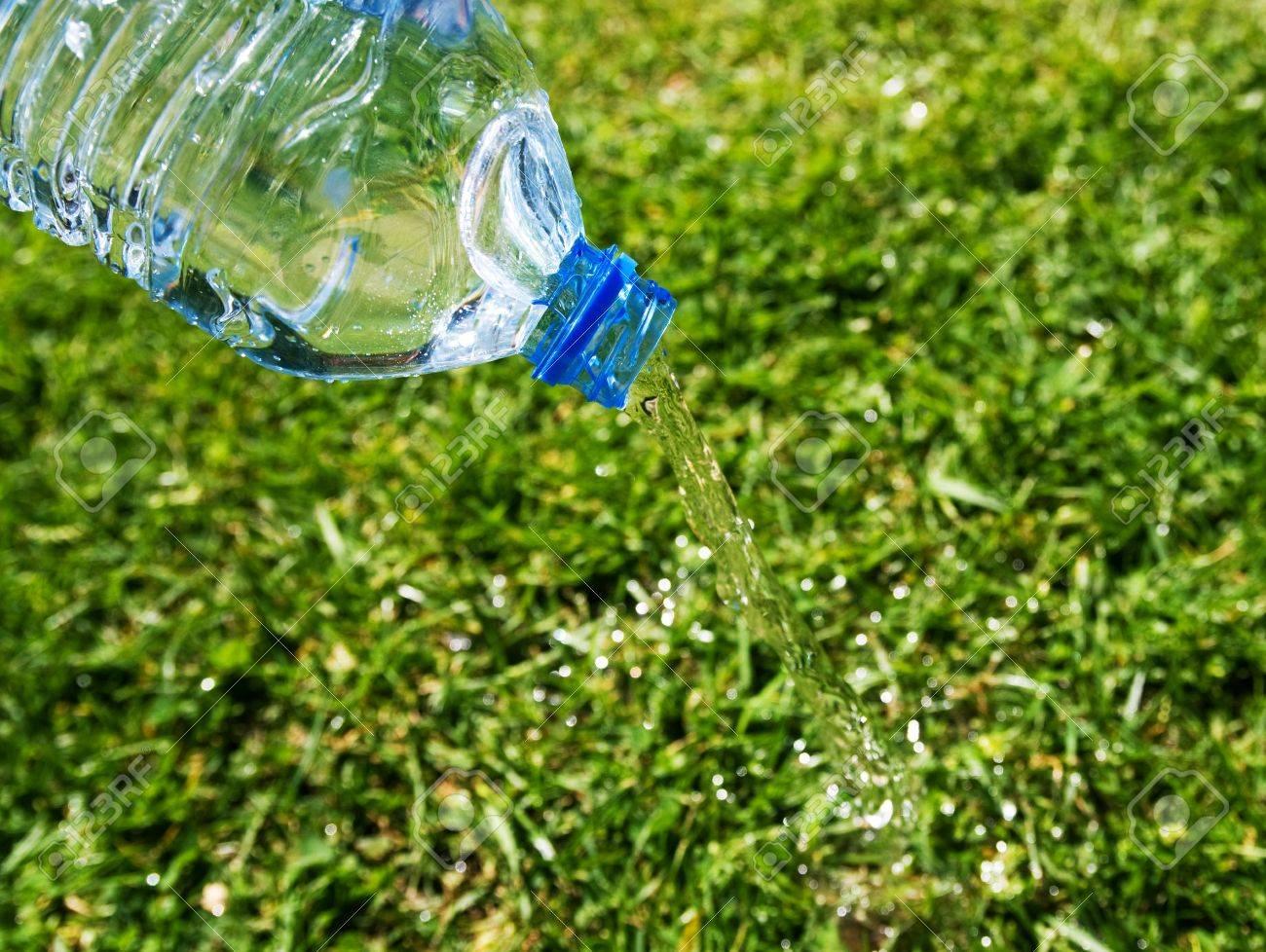 water bottle Stock Photo - 9267154