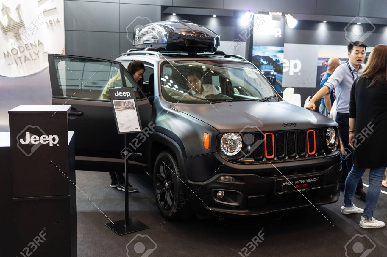New Jeep Renegade >> Singapore 12 January 2019 New Jeep Renegade At Singapore Motor