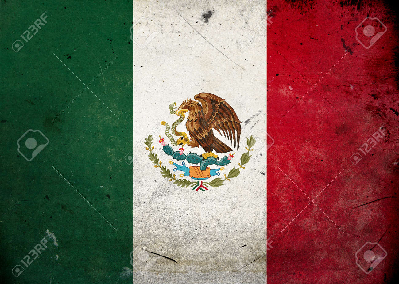 mexican eagle flag stock photos u0026 pictures royalty free mexican