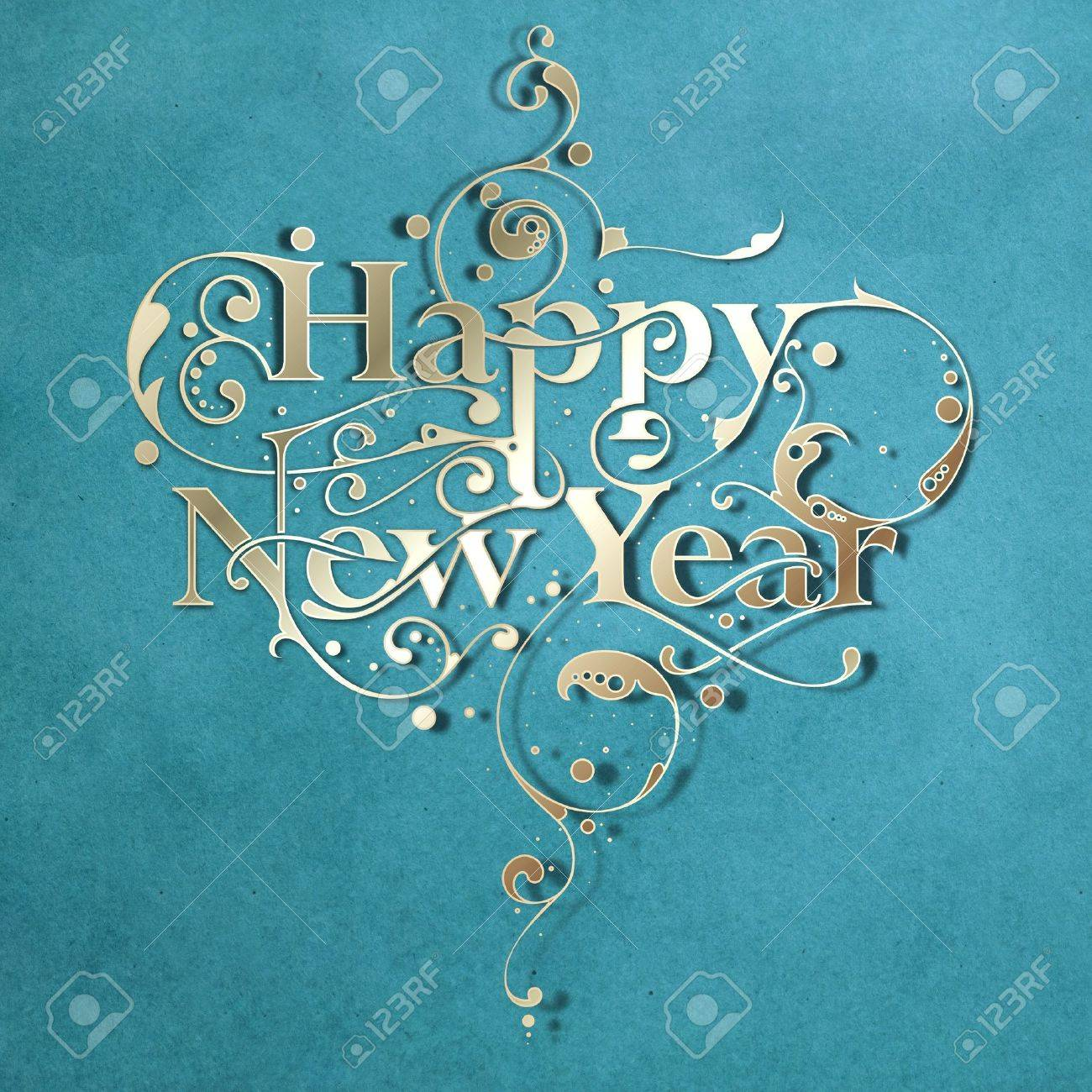 Happy New Year Card Images & Stock Pictures. Royalty Free Happy ...