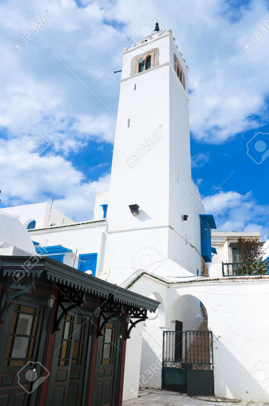Beautiful view from Tunis, Tunisia Stock Photo - 18658746