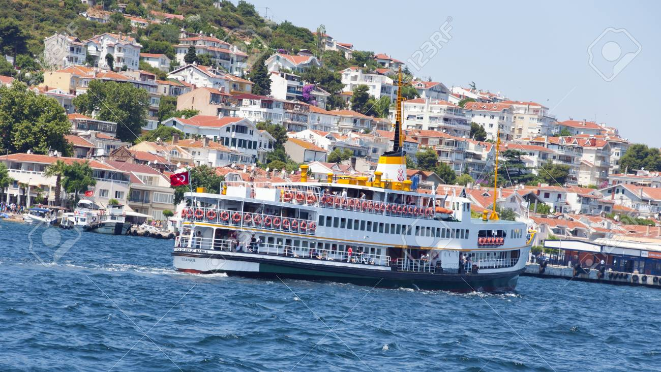 The Prince s Islands of Istanbul Stock Photo - 18646468