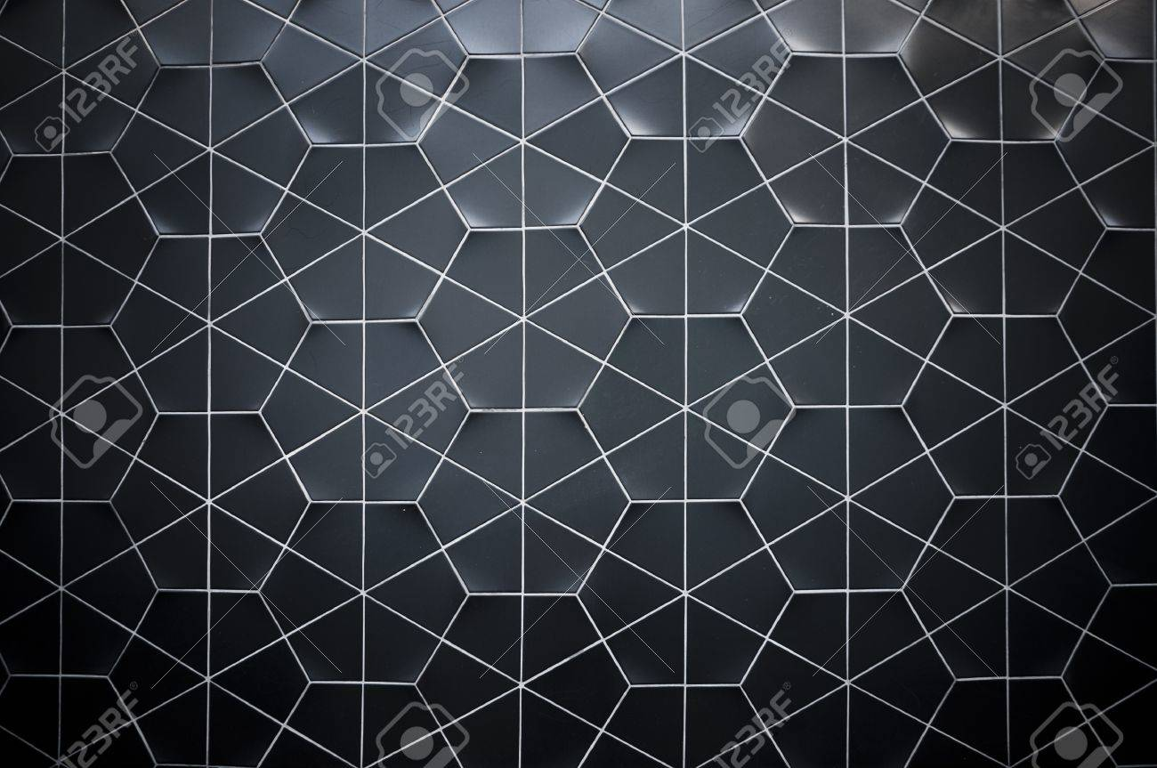 black wall texture with hexagon ceramic tiles stock photo picture with hexagon  floor tiles. Hexagon Floor Tiles  Top Black Tile Shopping Floor Backsplash Wall