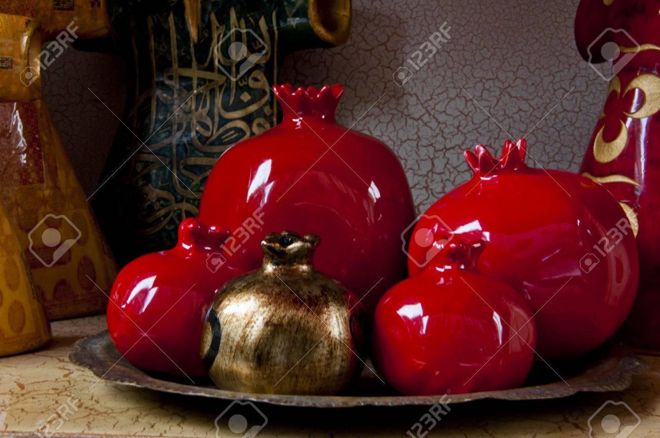 Ottoman Turkish touristic souvenirs  handmade traditional decorative items  Stock Photo   24272224. Ottoman Turkish Touristic Souvenirs  Handmade Traditional
