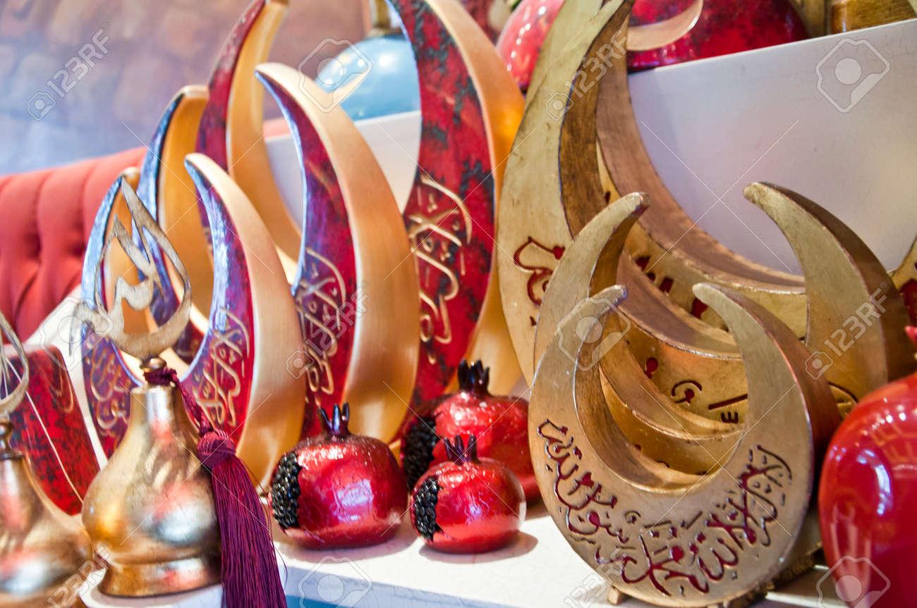 Ottoman Turkish touristic souvenirs handmade traditional decorative items  Stock Photo 24272229  Ottoman Turkish Touristic Souvenirs. Hand Made Decorative Items
