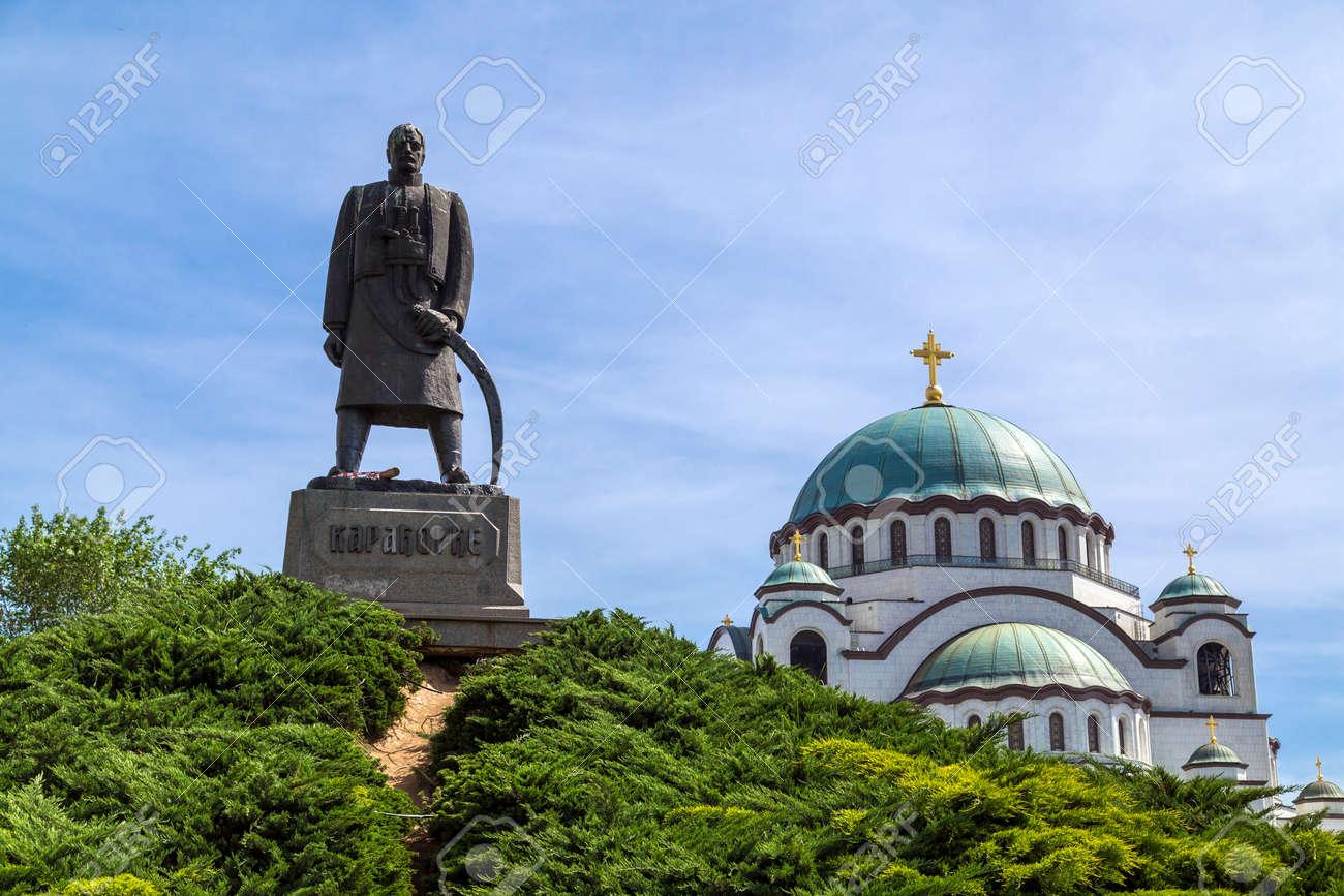セルビア正教会の聖サヴァ教会 -...
