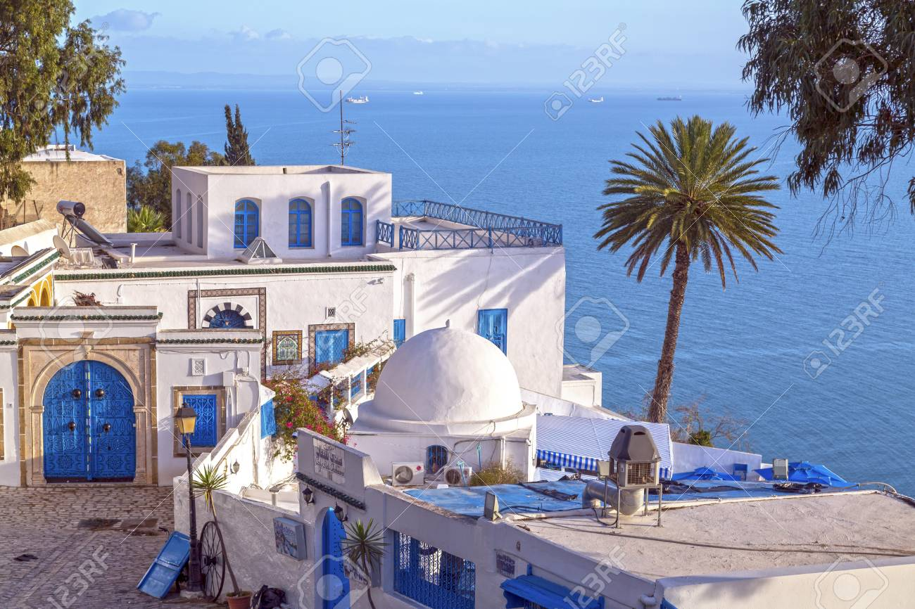 Royalty Free Sidi Bou Said Pictures, Images and Stock Photos - iStock Photos sidi bou said tunisie