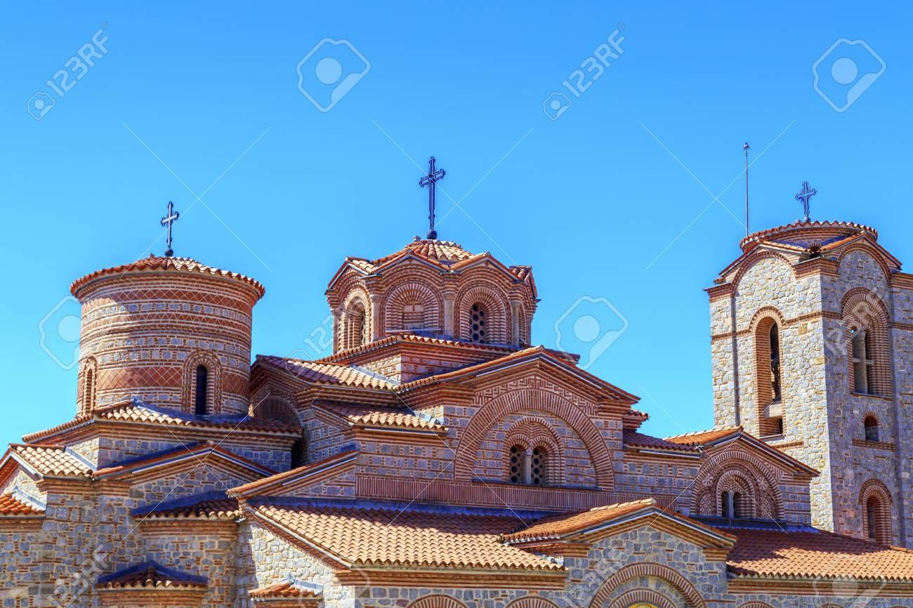 オフリド, マケドニアの聖パンテ...