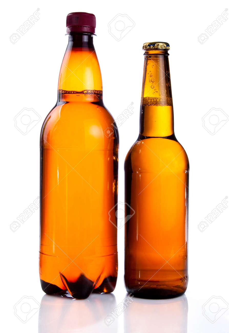 Пластик для бутылок пива