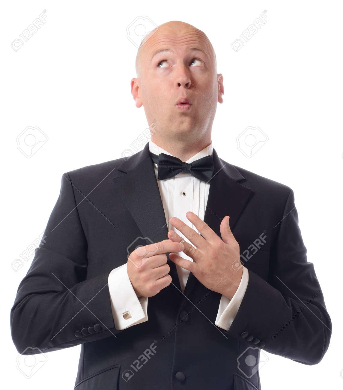 verheirateter weißer Mann