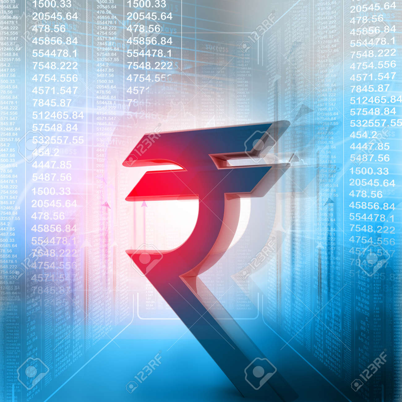 Indian rupee symbol in business background stock photo picture indian rupee symbol in business background stock photo 30700439 biocorpaavc Choice Image