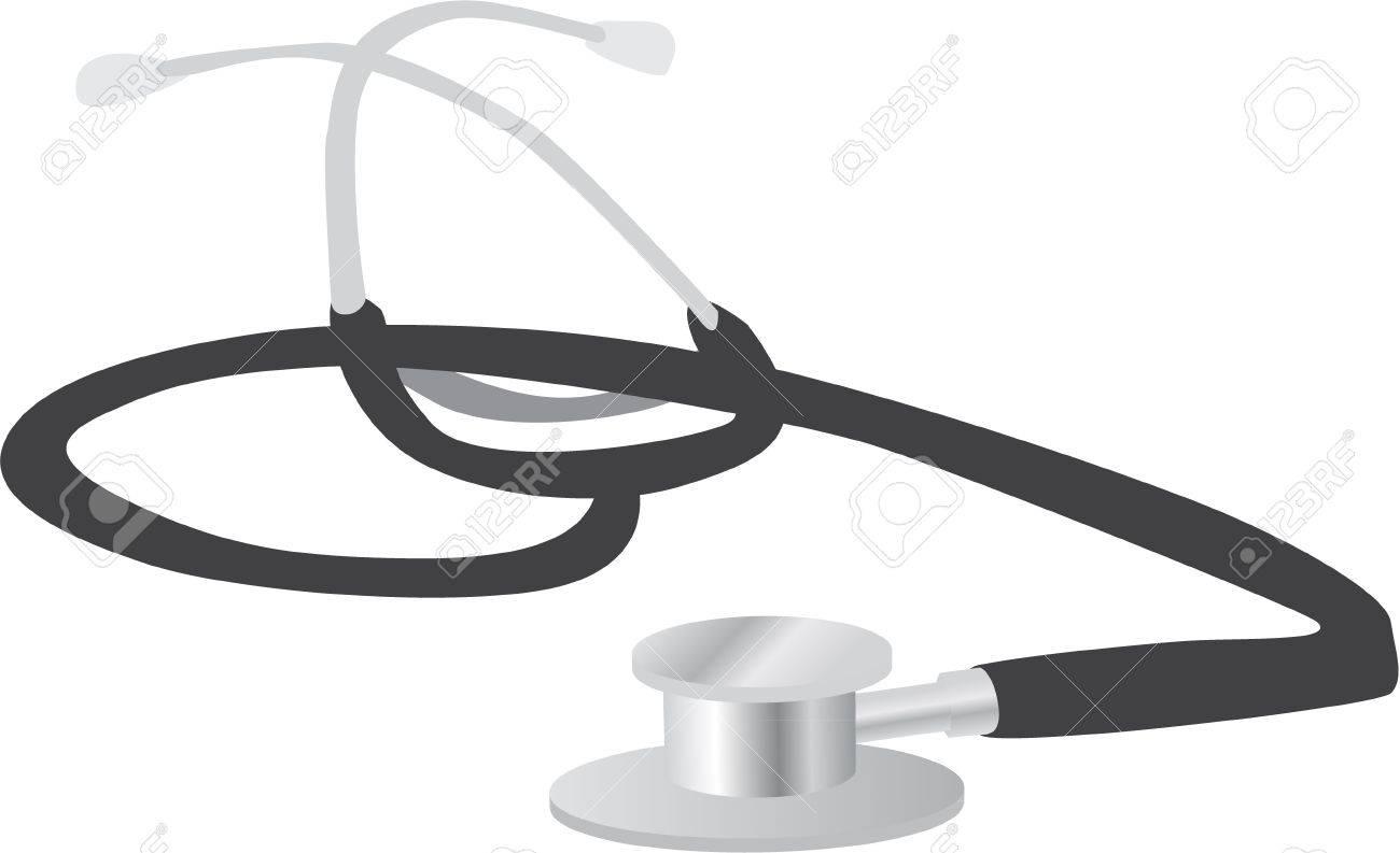 stetoscope Stock Vector - 11495810