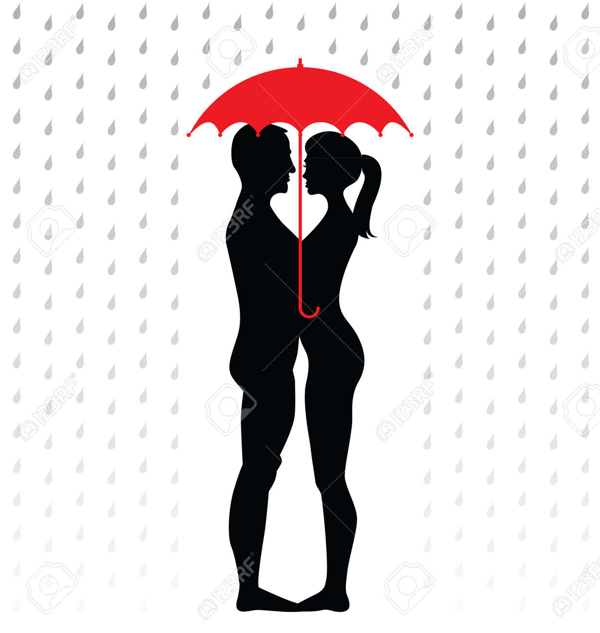 11 941 umbrella silhouette cliparts stock vector and royalty free