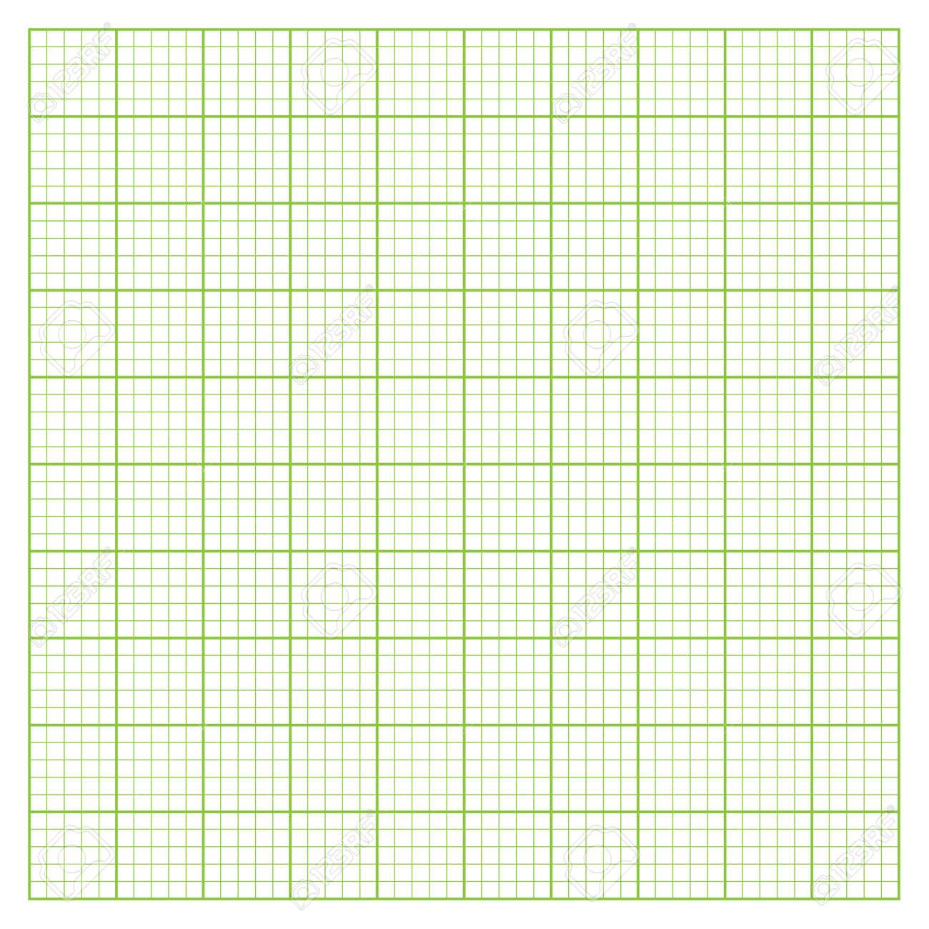 Cuadrícula De Papel Blueprint, Vector Ilustraciones Vectoriales ...